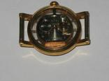Часы заря СССР  стекло с обеих сторон фото 8