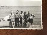 1955 Одесса Рыбаки Лодка, фото №4