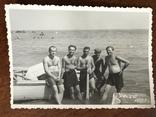 1955 Одесса Рыбаки Лодка, фото №6