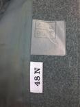Китель - мундир - пиджак Швейцария армейский , шерсть - сукно,48 размер,1986г/в., фото №4