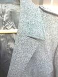 Китель - мундир - пиджак Швейцария армейский , шерсть - сукно,48 размер,1986г/в., фото №6