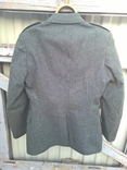 Китель - мундир - пиджак Швейцария армейский , шерсть - сукно,48 размер,1986г/в., фото №7