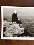 1965 Одесса На берегу Камни Осень, фото №3