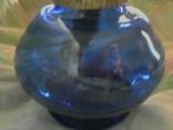 Стеклянная керосиновая лампа, фото №7