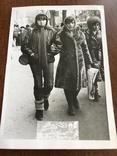 1985 Одесса Зима Мода, фото №2