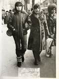 1985 Одесса Зима Мода, фото №4