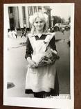 1985 Одесса Школьница Вокзал, фото №2