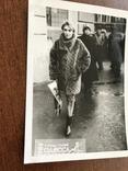 1989 Одесса В шубе Мода, фото №3