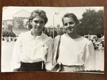 1987 Одесса Комсомолки Студентки Привокзальная площадь Реклама, фото №2