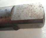 Метчик м/р.трубный G1 титановое покрытие производства Фрезер, СССР, фото №8