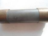 Пенал для инструмента латунь,стеатит СССР, фото №10