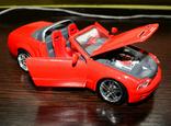 Масштабная модель Ford Mustang GT concept 1/24, фото №2