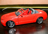 Масштабная модель Ford Mustang GT concept 1/24, фото №4