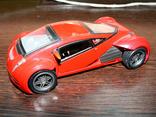 Масштабная модель Lexus Futuristic Concept Car Maisto 1/24, фото №2
