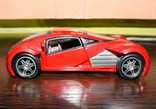 Масштабная модель Lexus Futuristic Concept Car Maisto 1/24, фото №3