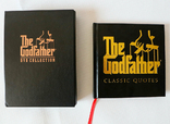 The Godfather Collection 5 DVD + Книга Classic Quotes, фото №2