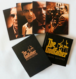 The Godfather Collection 5 DVD + Книга Classic Quotes, фото №4