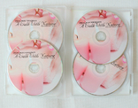 Музыка для массажа (A walk with Nature) relaxtion series 4 cd, фото №3