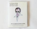 Elton John Greats Hits Live at Madisson Square Garden DVD, фото №2
