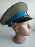 Фуражка военнослужащего ВВС СССР 1980 г., фото №6