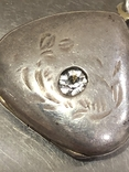 Кулон серебряный ссср, фото №6