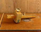 Robert Sorby, Sheffield, England Антикварный комбинированный разметочный рейсмус Циркуль, фото №2