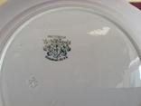 Тарелка плоская обеденная Цветы. Фарфор, A.F.Sussmann., фото №6