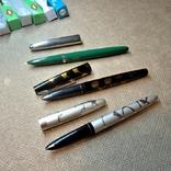 Ручки перьевые новые, фото №2