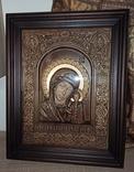 Икона Казанской Божьей Матери, фото №2