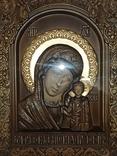 Икона Казанской Божьей Матери, фото №4