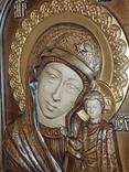 Икона Казанской Божьей Матери, фото №5
