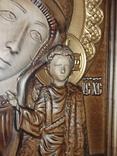 Икона Казанской Божьей Матери, фото №7