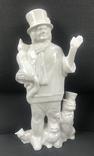 Статуэтка известного клоуна СССР Ю.Куклачёв, фото №2