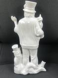 Статуэтка известного клоуна СССР Ю.Куклачёв, фото №3