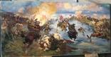 ''Переход красной армии через Сиваш''  копия, фото №6