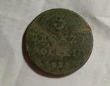 3 грош..Медь Краева 1828 г., фото №2