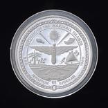 50 Долларов 1989 Первый Вылет за Пределы Солнечной Системы 1oz, Маршалловы Острова Унция, фото №3