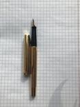 Перьевая ручка делегата, с золотым пером 26 съезд КПСС, фото №3