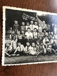 1948 Одесса Пионер лагерь Дети в галстуках Барабан Труба, фото №4