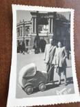 1953 Одесса Оперный театр Коляска Фото Сталин Ленин, фото №4