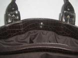 Сумка кожаная Marks Spencer, фото №11