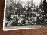 1946 Одесса Пионер лагерь железной дороги, фото №4