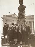 1963 Одесса Дом отдыха Энергетик Памятник, фото №6