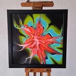Fluid Art #23 acrylic, фото №2