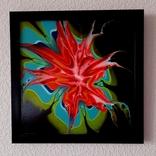 Fluid Art #23 acrylic, фото №7