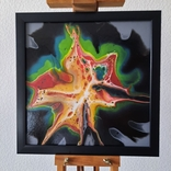 Fluid Art #24 acrylic, фото №4