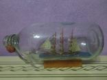 Кораблик в бутылке, фото №3