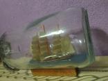 Кораблик в бутылке, фото №6