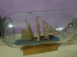 Кораблик в бутылке, фото №8