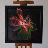 Fluid Art #25 acrylic, фото №4